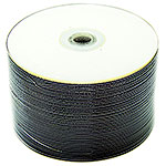 Диски DVD+R 8.5Gb  8x Ritek Dual Layer Ink Print, в спайке 50 шт.