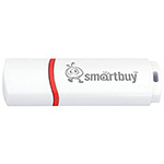 Накопитель USB Flash 16Gb Smart Buy Crown White