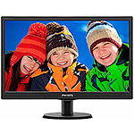 "Монитор 18.5"" Philips 193V5LSB2/10(62), LED, 1366x768, 5ms, 200cd/m2, 10M:1"