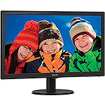"Монитор 21.5"" Philips 223V5LSB2/10(62), LED, 1920x1080, 5ms, 200cd/m2, 10M:1"