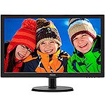 "Монитор 21.5"" Philips 223V5LSB/00(01), LED, 1920x1080, 5ms, 250cd/m2, 10M:1, DVI"