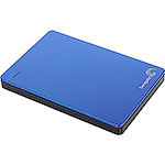 Внешний HDD 2,5'' 1Tb Seagate Backup Plus Portable STDR1000202 USB3.0, blue