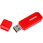 Накопитель USB Flash 16Gb SmartBuy Dock Red