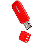 Накопитель USB Flash 32Gb SmartBuy Dock Red