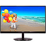 "Монитор 21.5"" Philips 224E5QHSB/00(01) Black-Cherry, IPS, LED, 1920x1080, 5ms, 250cd/m2, 20M:1, HDMI"