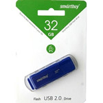 Накопитель USB Flash 32Gb SmartBuy Dock Blue