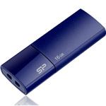 Накопитель USB Flash 16Gb Silicon Power Blaze B05, Deep Blue, USB3.0