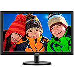 "Монитор 21.5"" Philips 223V5LSB/10(62), LED, 1920x1080, 5ms, 250cd/m2, 10M:1"