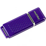 Накопитель USB Flash 4Gb SmartBuy Quartz series Violet