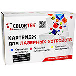 Картридж HP [CE255A] LJ P3015 (6000 стр.) Black Colortek
