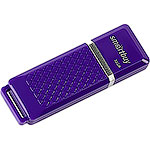 Накопитель USB Flash 32Gb SmartBuy Quartz series Violet