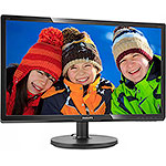 "Монитор 20,7"" Philips 216V6LSB2/62(10) Black, LED, 1920x1080, 5ms, 200 cd/m, 10M:1"