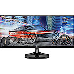 "Монитор 25"" LG 25UM58-P, IPS, LED, 2560x1080, 5ms, 250cd/m2, 1000:1, 2xHDMI"