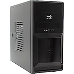 Корпус 450W Inwin EC025, Midi-Tower, Black